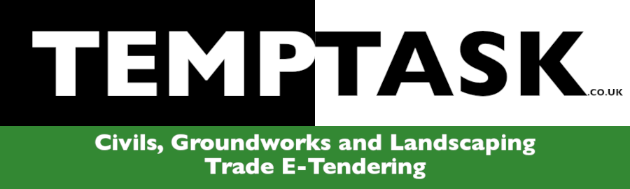 Temp Task Groundworks Tasks Logo